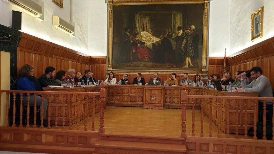 El Pleno de Caravaca aprueba la modificación de la ordenanza de la zona azul