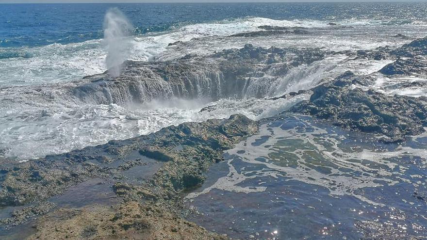 Ligero descenso en las temperaturas este jueves en Canarias
