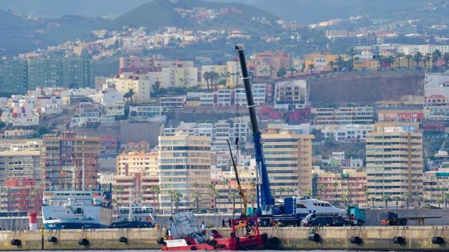 La comisión de accidentes marítimos abre una investigación por el 'Alborán'