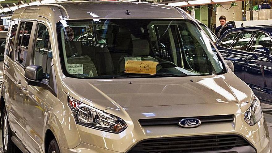 Las ventas de Ford en la UE se hunden un 26,8 % en 2020