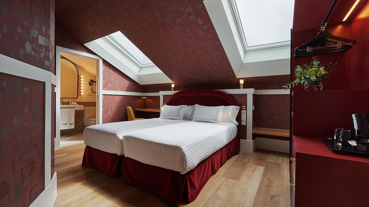Nuevo hotel en San Sebastián de la compañía castellonense hotelera Intur.