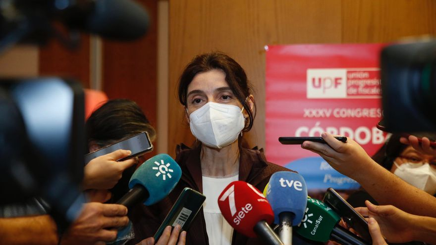 """La ministra Llop espera que la renovación del CGPJ se realice """"cuanto antes"""""""