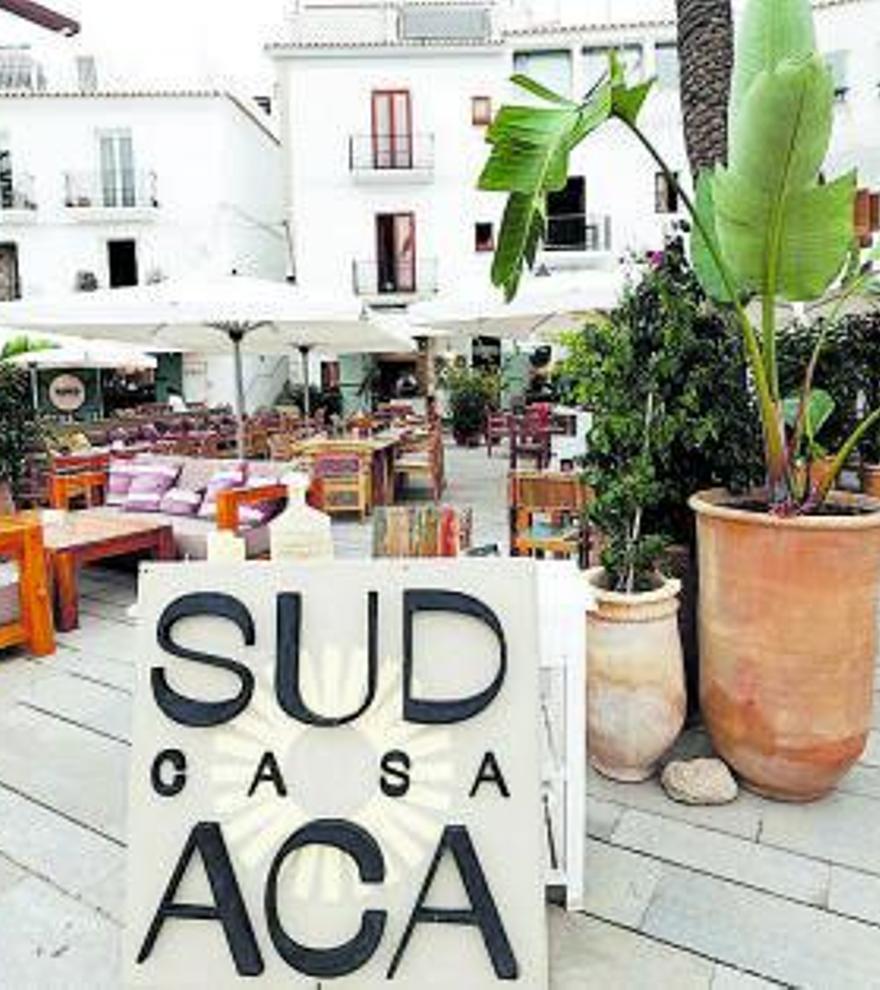 La gastronomía sudaca inunda el puerto de Ibiza