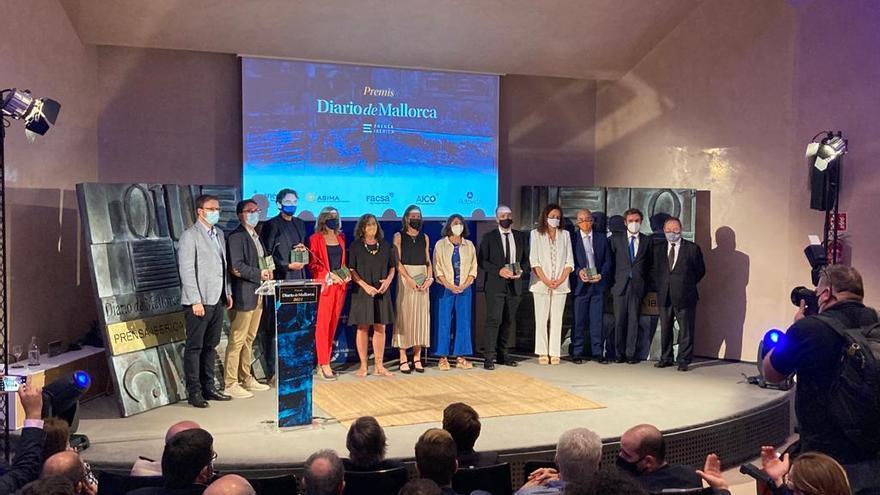 Diario de Mallorca premia la innovación, el talento y el esfuerzo de la sociedad mallorquina