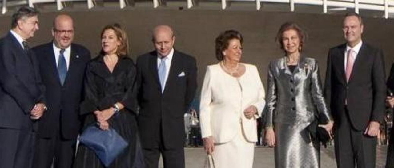 Barberá amagó con renunciar si Rajoy no desbloqueaba su plan del Cabanyal