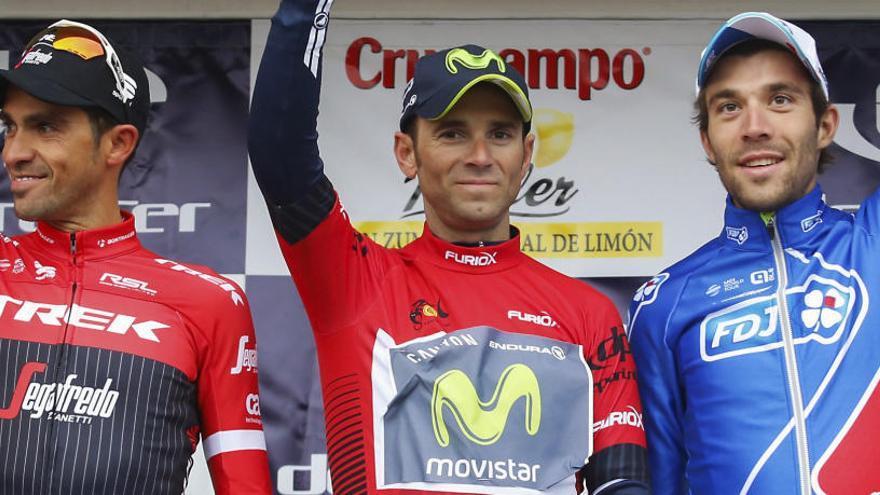 Valverde, centenario con su victoria en la Ruta del Sol