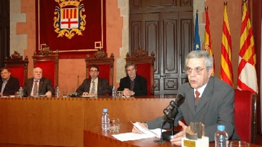Recordem Lluís Calderer