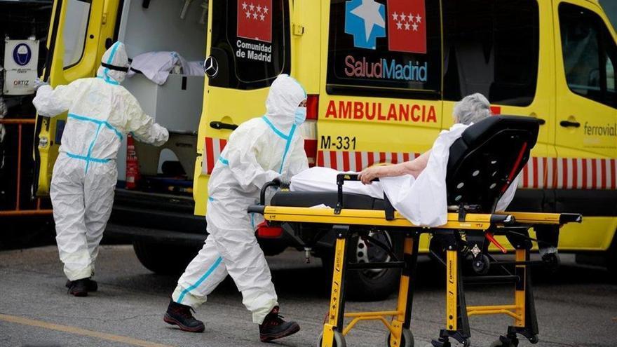 'The Lancet' sitúa a España como el país europeo más afectado por la pandemia