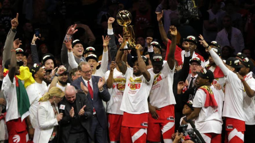 Los Raptors de Marc Gasol e Ibaka, campeones de la NBA