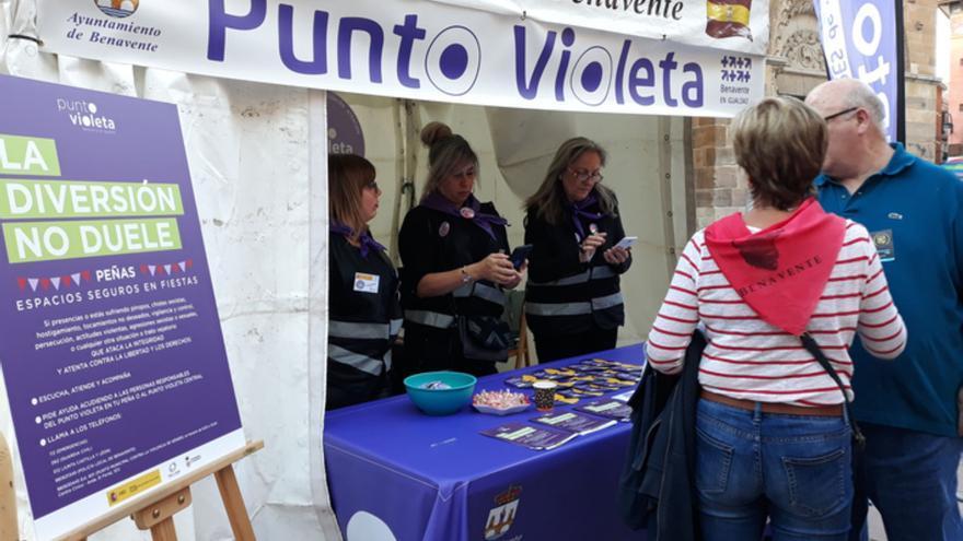 La pandemia paraliza la creación de los puntos violeta en red de Benavente