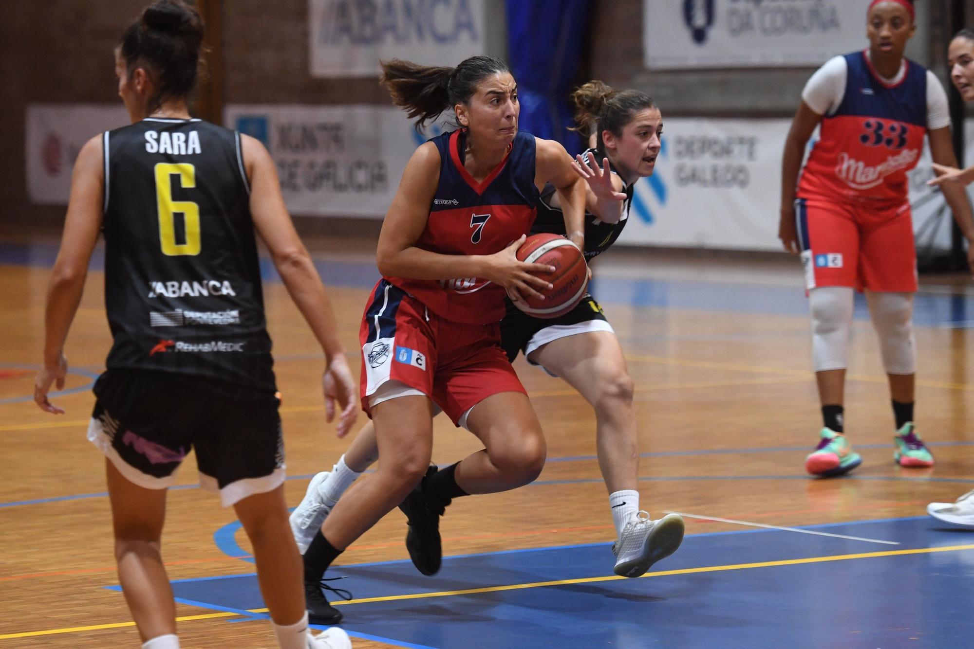 El Maristas debuta en la Copa Galicia con triunfo en la prórroga
