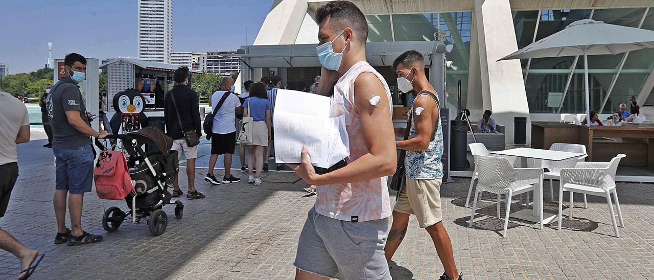 Una vacuna para la Ciudad de las Ciencias