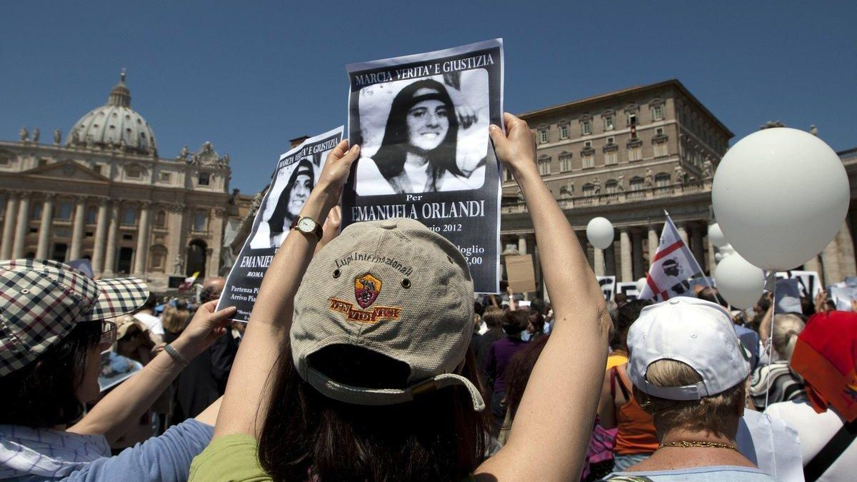 Hallazgo de huesos en el Vaticano revive la desaparición de Emanuela Orlandi