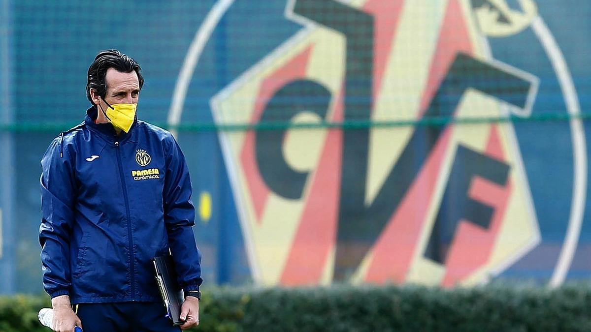 Unai Emery espera lograr un buen resultado con el Villarreal en la ida ante el Dinamo de Zagreb.