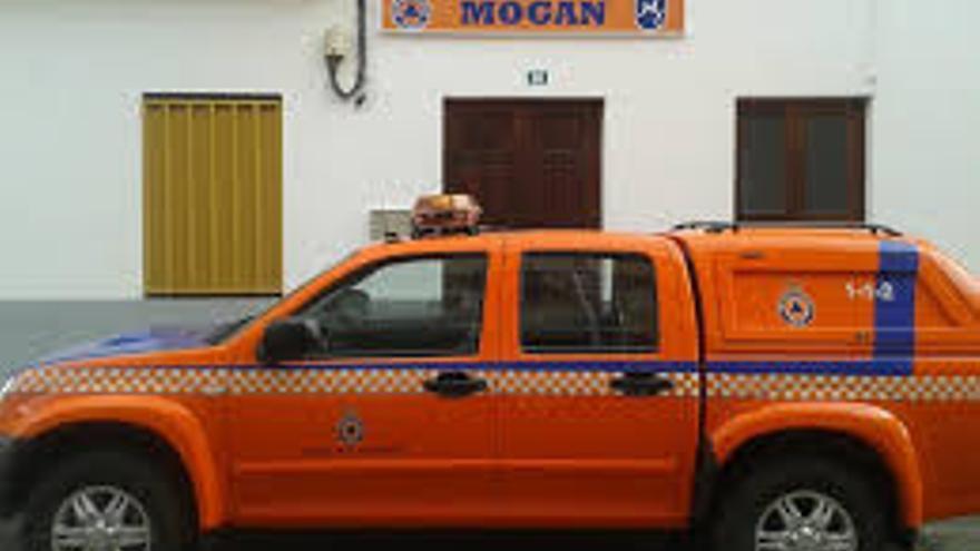 Rescatan ilesos a cinco senderistas que se desorientaron en Mogán