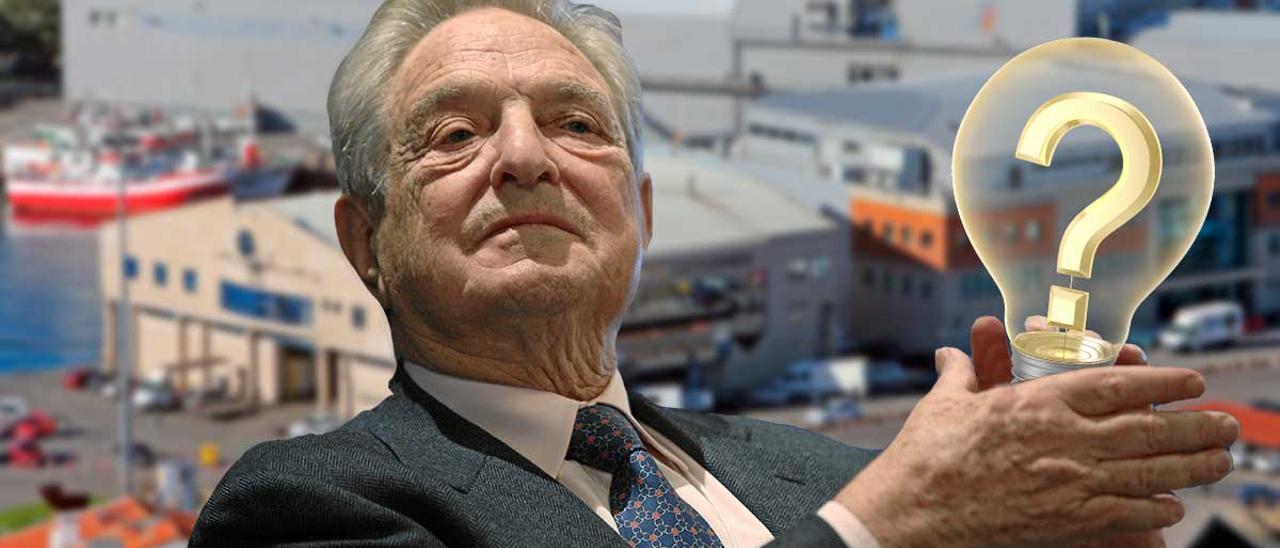 El magnate George Soros invierte en una pesquera de Vigo