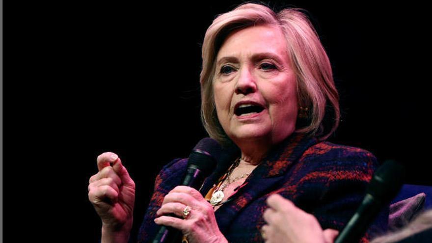 Hillary Clinton tilda de sexista, racista y desgarrador el acoso a Meghan Markle