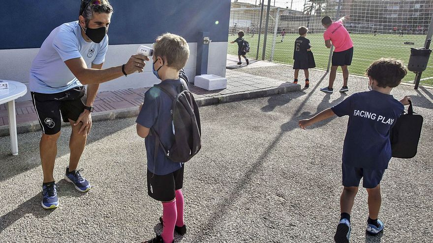 El deporte base de Alicante clama contra las duras medidas del Consell