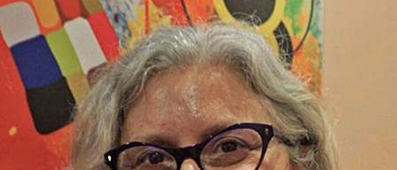 La historiadora Mariai Talens.   LEVANTE-EMV