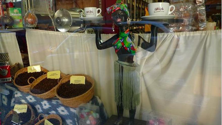 Traditionsläden: Cafès Llofriu siedelt in die Markthalle um