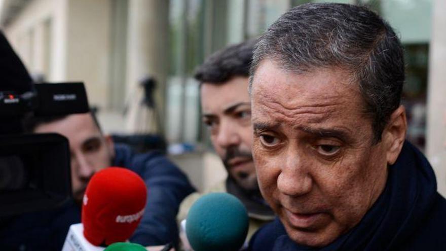 La Guardia Civil acredita 20 años de actividad criminal de Zaplana y Cotino a la sombra del PP