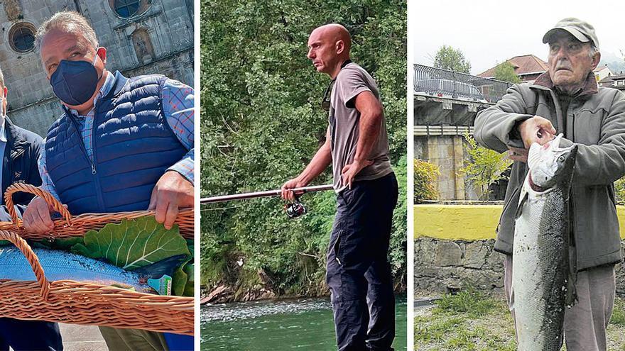 Balance salmoneru nos ríos asturianos: menos captures nuna temporada con nueva normativa
