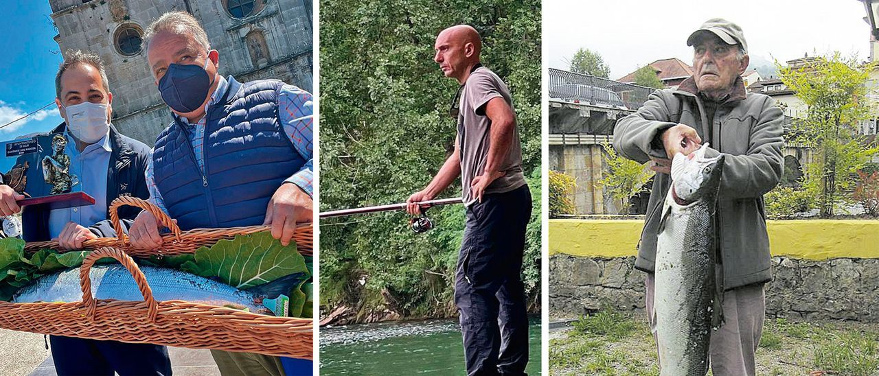 Balance salmonero en los ríos asturianos