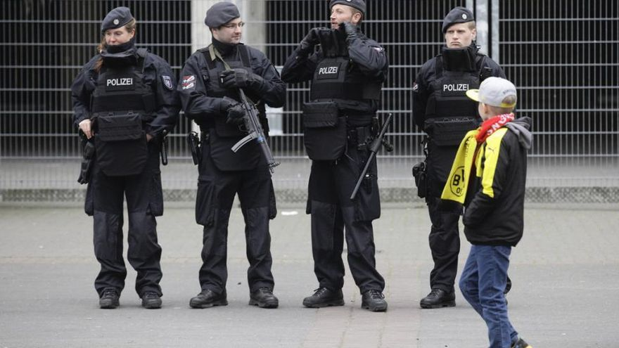 El detenido en Dortmund dirigió una unidad yihadista en Irak