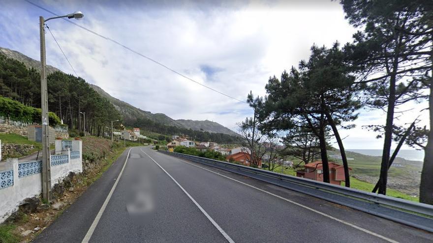 Asfalto letal: el tramo maldito de la carretera de Oia