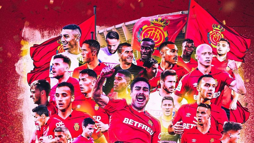 Nadie se queda sin felicitar al Mallorca por su ascenso