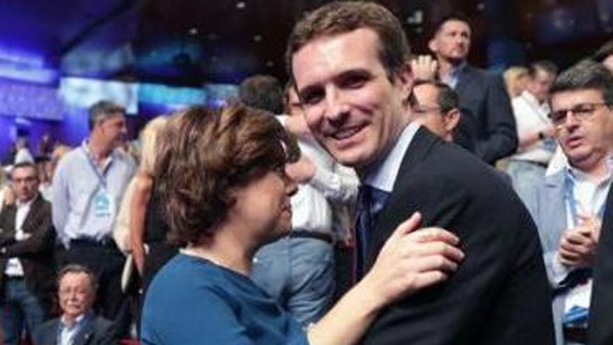 Pablo Casado, nou president del PP