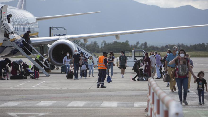 Pimec considera que l'ampliació de l'aeroport del Prat farà que el de Girona tingui més trànsit