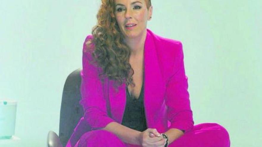 Rocío cuenta la infidelidad de Antonio David