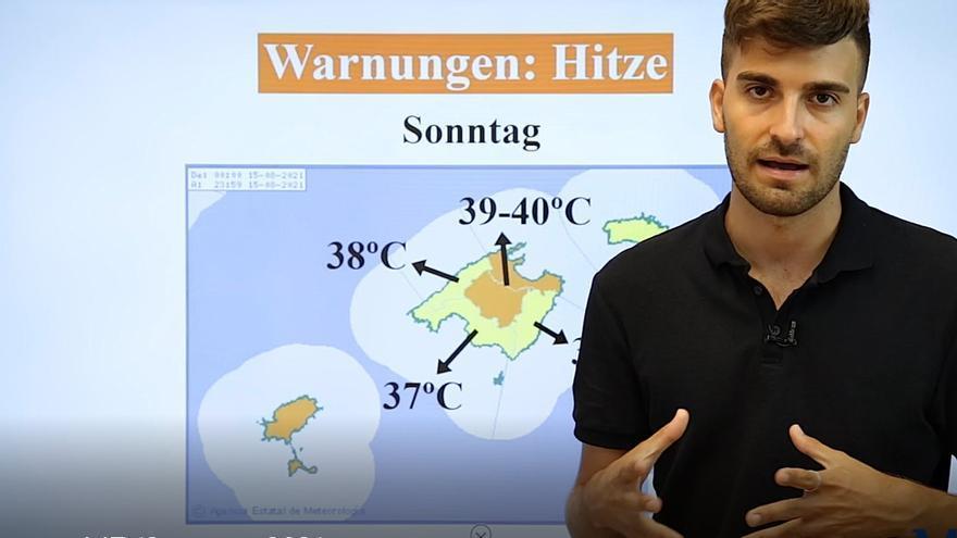 Im Video: Die MZ-Wettervorhersage für das Wochenende vom 13. bis 15. August