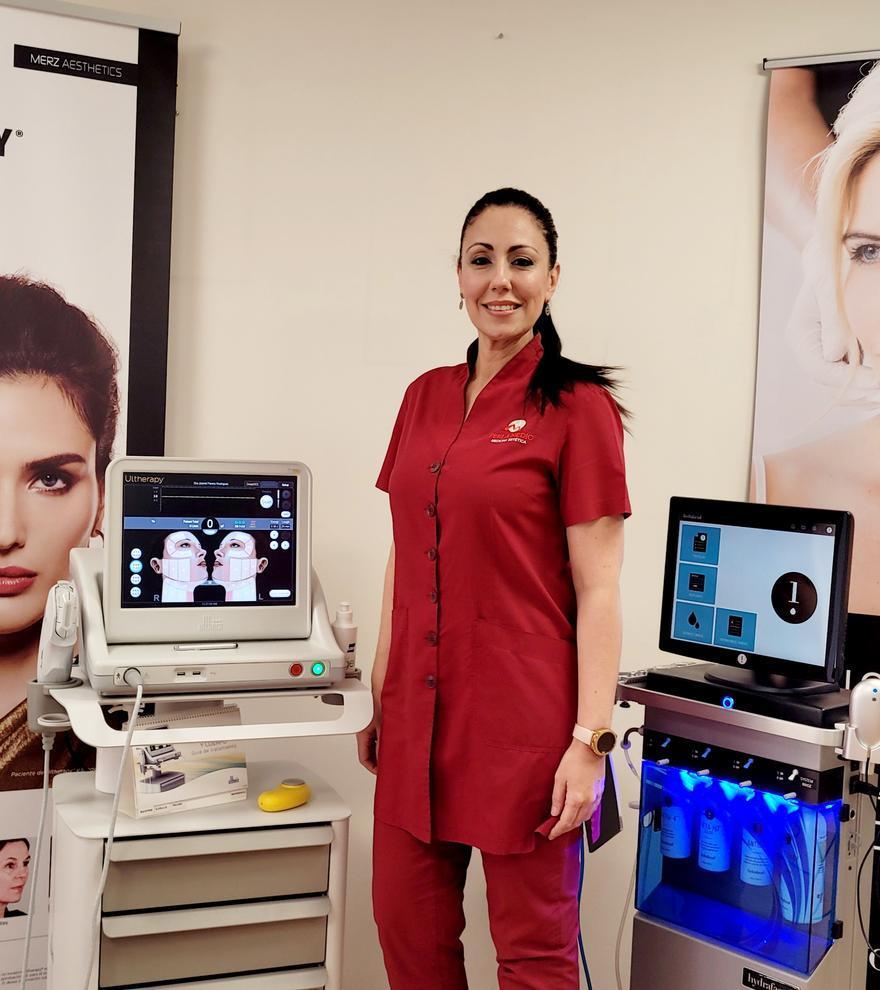 Perla Medic cuenta con los tratamientos estéticos más demandados entre las celebrities