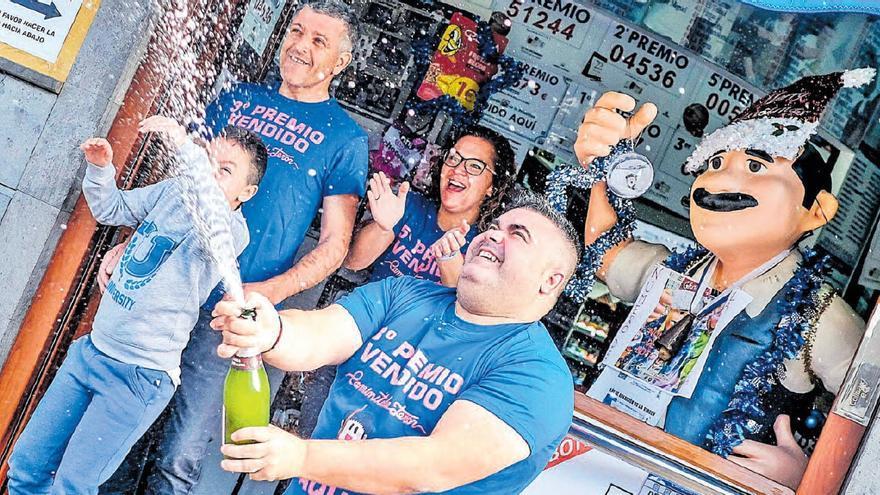 ¿Cuántas veces se ha vendido el Gordo de la Lotería de Navidad en Canarias?