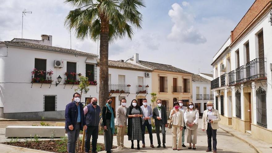 El equipo SApO de Sevilla gana el primer Concurso Internacional de Jardinería y Paisajismo de Cañete