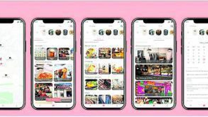 «La nova app és un aparador digital    per al comerç local»