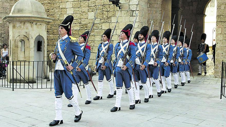 Los primeros quintos de Mallorca
