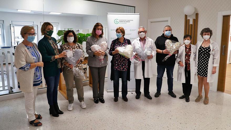 Nuevo reto quirúrgico en Avilés: quitar tumores y remodelar la mama a la vez