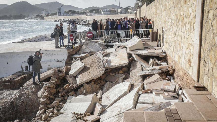 Més valora que se anule la multa a Capdepera por reparar los daños del temporal