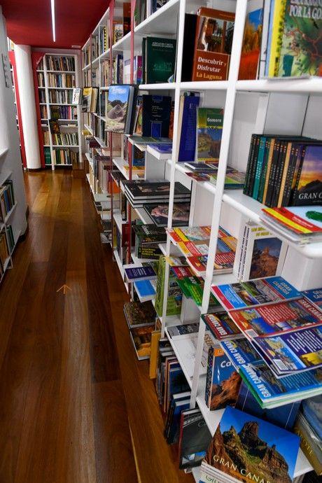 La Librería del Cabildo de Gran Canaria se renueva al cumplir 25 años