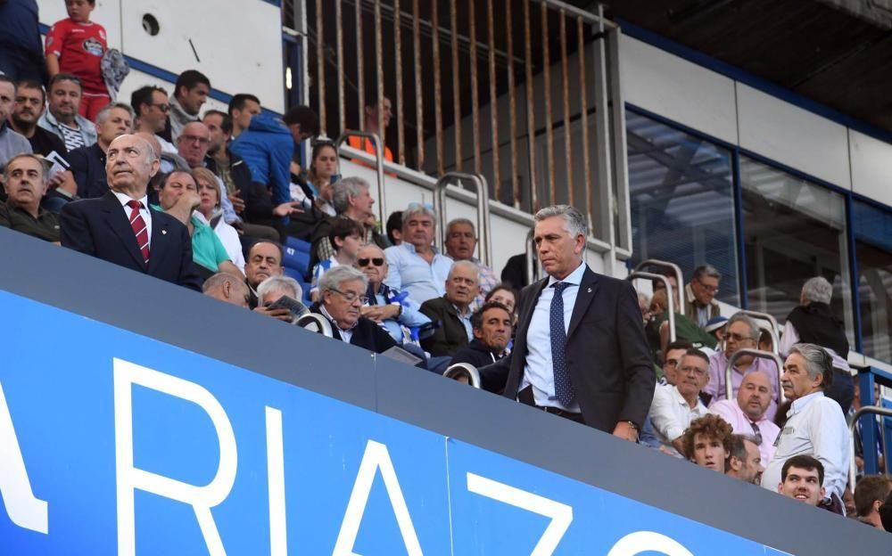El Dépor empata en Riazor ante el Almería