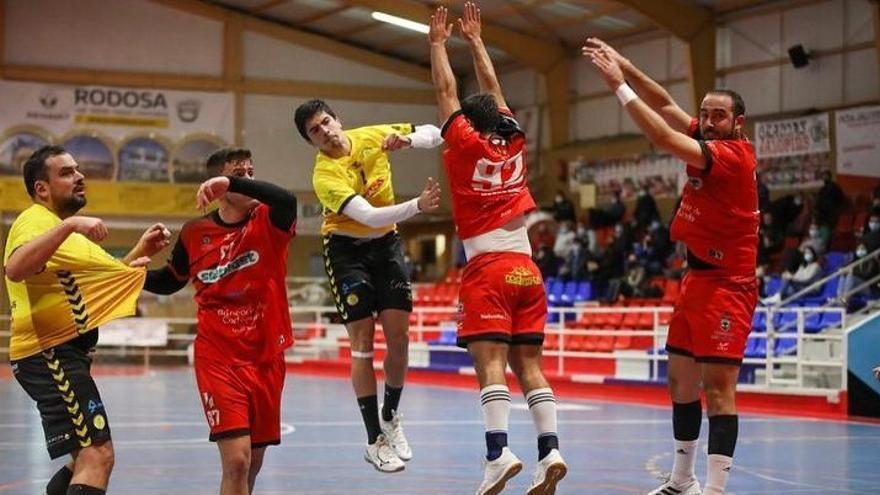 El Disiclín recibe al UBU San Pablo obligado a la victoria