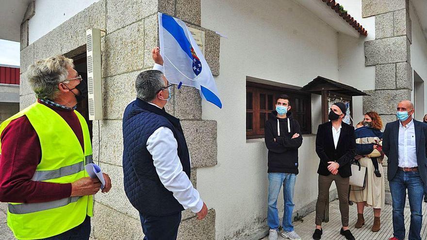 Barrantes honra a Remedios Álvarez en su Festa da Vendima