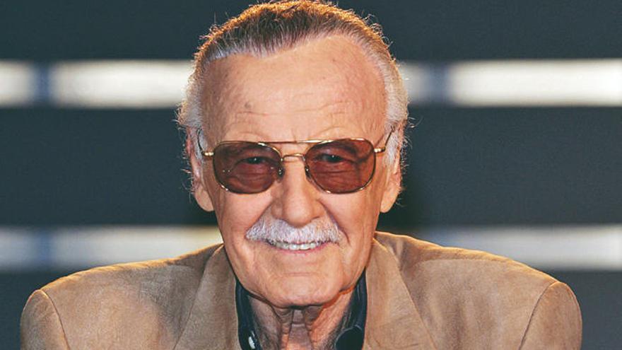 Stan Lee, padre de superhéroes