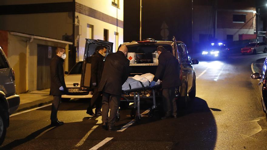 Aparece el cadáver de un hombre maniatado y con una bolsa en la cabeza en Chapela