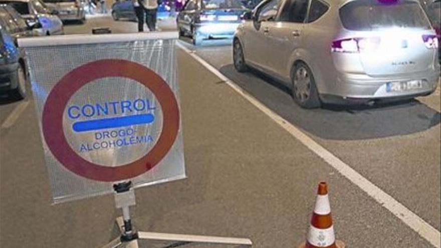 Enxampen 4 conductors borratxos durant el cap de setmana a Manresa