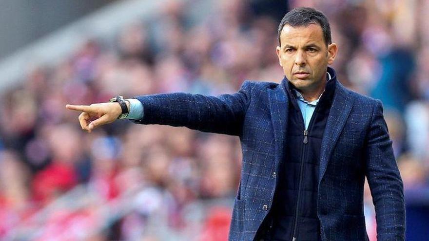 El regreso de Calleja pone al Villarreal en media de puntos de salvación
