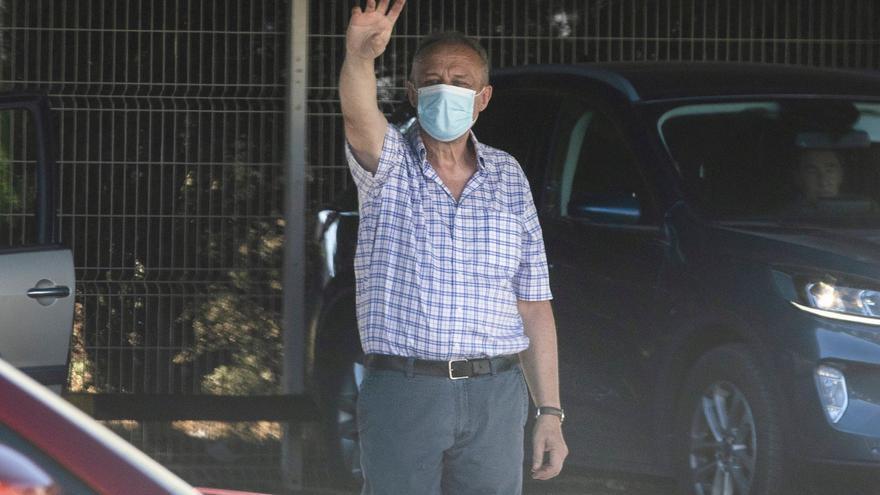 Rafael Rubio sale de prisión en libertad con cargos tras dos meses de encierro
